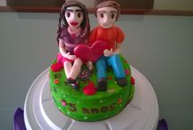 My cakes / This are mine. Made in the last two years.