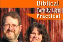 Making Biblical Family Life Practical / With humorous banter, laser beam insight, and lots of practical advice, Hal and Melanie address real world issues, current events, marriage, parenting, and family life. They'll encourage and inspire you to walk out the Word of God in your family — and work toward reforming our culture, too. http://ultimateradioshow.com/show-hosts/making-biblical-family-life-practical/