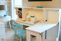 Sewing tables I Want!