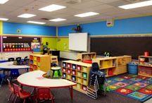 Special Ed preschool classroom