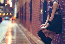 grunge style photo