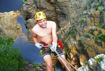 Full Day Kamikaze Canyon / The most adventurous and adrenaline-pumping day trip at the Steenbras River Gorge. http://capetownattractions.com