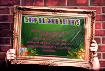 Cheap Bulgaria Holidays UK