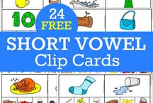 Word Study and Phonics Activities