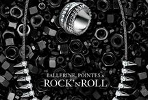 BALLERINE, POINTES & ROCK'n ROLL / BALLERINE, POINTES & ROCK'n ROLL - NEW Fashion jewellery collection now at AGATHA Paris