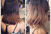 low &high/paint &balayage/ombres