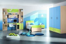 kids room design Chennai. / Framing the design for kids can quite be a challenging task. It is much to do with their psychological mindsets. The color schemes used will be in such that kids will grow along with them, so that there doesn't need to change anything in the room for certain years. Blue Interior Designers provides cutting edge solutions for your kid's rooms. Adding on playful elements with sophisticated interiors is sure to make your kids a super room.