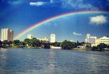 St. Petersburg. Today / Saint-Petersburg (Russia) today