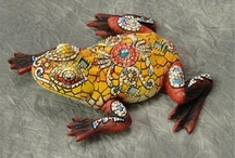 Mosaic reptiles