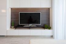 Renovation - Living area