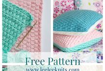crochet pocket