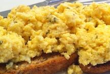 Bellini recipes / Scrambled eggs
