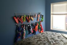 Tommy / Tommy's room organization