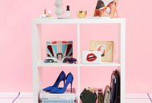 Cool Designs for Closet & Home
