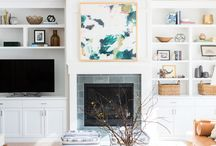 Ideas for a Family Room with TV