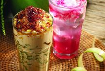 Delicious drink from Indonesia / by Leah