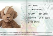 Teddy Bear Passport / Kids Travel Apps / The Teddy Bear Passport App was created for my daughter after an airport passport officer asked my daughter if she had a teddy passport that he could stamp. The Teddy Passport / Travel ID Card for iPhones & iPads creates a personalised teddy identity page with 16 location stamp pages marked by tapping the screen for a variety of stamps with city, country & date info nationally & internationally.  For $1.99 / £1.49 on: https://itunes.apple.com/gb/app/id1104965368 http://www.teddypassport.co.uk