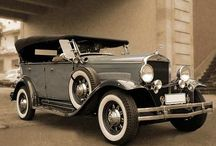 Antique cars / Cars