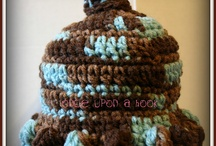 My Crocheted Items / by Once Upon A Hook