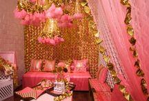 Gota Decoration / Amazing Ways To Add Gota To Your Wedding Decoration