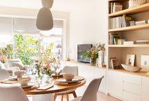 Cocinas y comedor