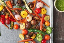 Recipes to try - vegetables