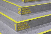 Environmental graphics: Wayfinding