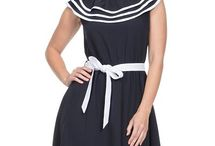 Námořnické šaty
