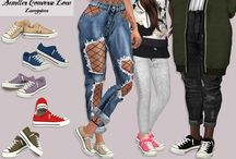 The Sims 4 shoes
