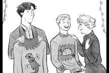 Sherlock - Art