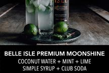 Belle Isle Cocktails