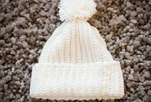 Crochet Ribbed Beanie  Free pattern