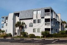 A Place at the Beach / A Place at the Beach, located in the Cherry Grove section of North Myrtle Beach, is right across from the breathtaking Atlantic ocean with an ocean view! The Cherry Grove Fishing Pier is just a short walk away. Miniature golf, fishing, and shopping are close by. With a location like this you can't go wrong.