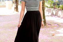 Skirt ideas / Midi skirt