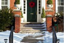 Holiday Home Staging and Decorating / Ideas I like for Holiday Home Staging and Decorating.