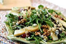 Salads / Summer and warm salads