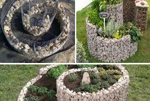 Garden, outdoor / Outside world, gardens, outside the home do it yourself, creative ideas
