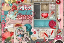 Scrapbooking - Digital Designs / For my DIGI Scrap Obsession! / by Royanna Hohl Fritschmann