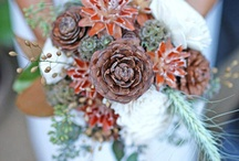 Rustic Winter Wedding Ideas / by Tiger Lily Invitations