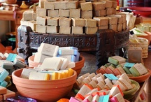 Handmade soap and stuff / Inspiration  / by Stage Door Soap