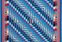 Hermes & lux scarves