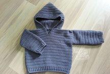 sweterek dla Antosia