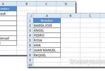 Excel: Macros y VBA / Trucos de Excel con macros y código VBA