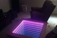 mesa luces