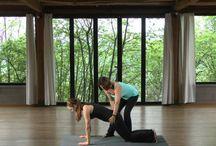 Teaching Yoga & Meditation