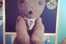 Teedy bear / Teedy bear handmade by bboom.pl