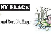 Challenge - Penny Black