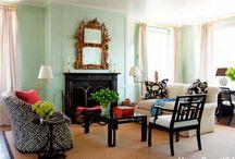 Family Room. / by Samantha Hardisty