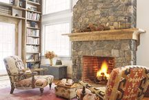 Living/Family Room / by Michele Polanis
