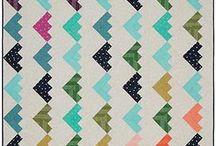 Modern Quilt Designs / Examples of modern quilt designs I find inspiring